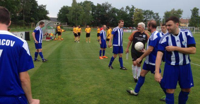 Poslední domácí zápas mužů s Čejkovicemi