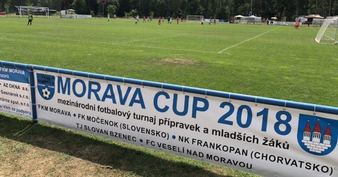 Mezinárodní soustředění a turnaj na DDM Vracov