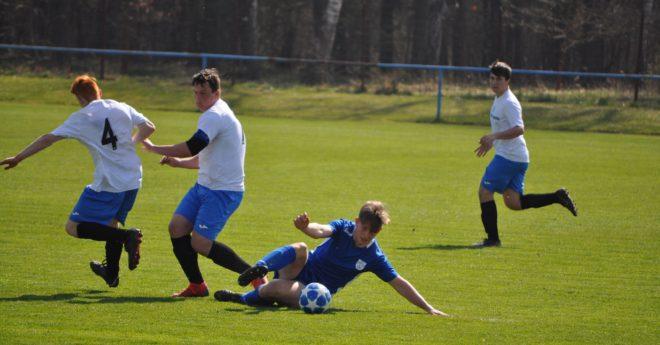 Dorost zvládl důležitý zápas v Lipově