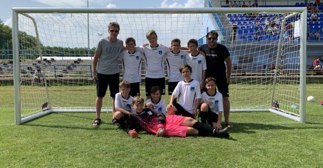 Maracana CUP 2019 pro U13 a U15 Veselí nad Moravou