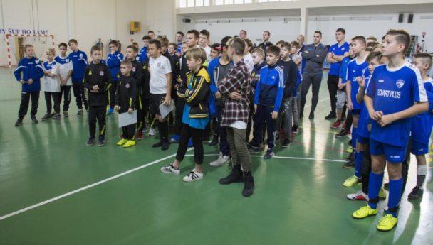 Turnaj v Močenku skončil pro mladší žáky ve čtvrtfinále
