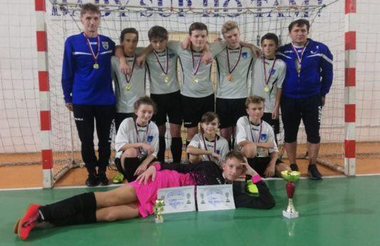 Starší žáci ovládli turnaj U15 ve slovenském Močenoku